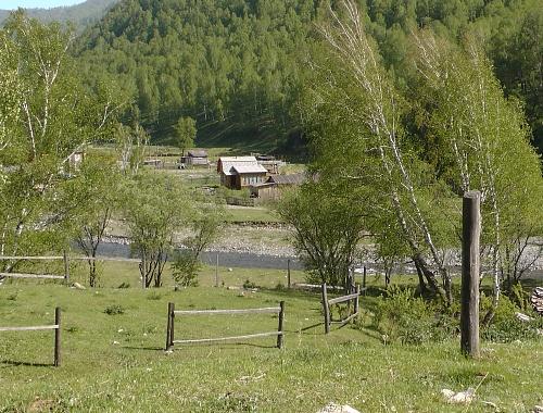 Земельные участки на Алтае